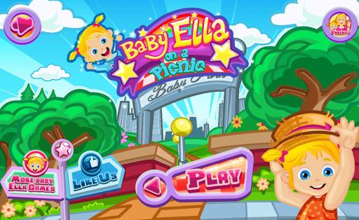 Baby Ella on a Picnic 1.0.2 screenshots 4
