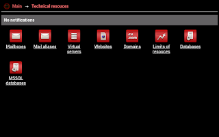 Screenshot of Клиент 1gb.ua