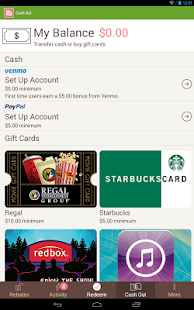 Ibotta - Cash, Not Coupons - screenshot thumbnail