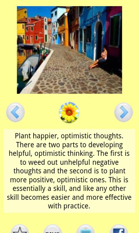 How To Be Happy Quotes - screenshot