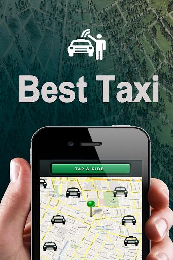 Best Taxi App New Jersey