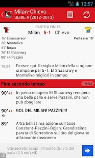 Milan News - screenshot thumbnail