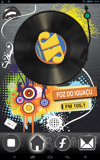 Jovem Pan Foz do Iguau00e7u 1.0 screenshots 1