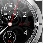 Luxury Sport Tech Clock