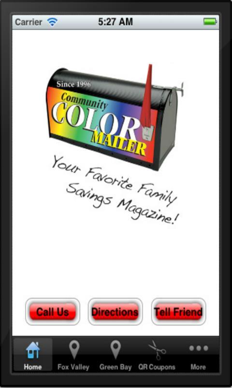 Community Color Mailer- screenshot
