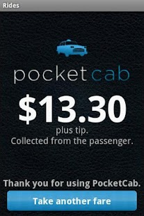 PocketCab Driver- screenshot thumbnail
