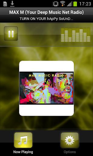 MAX M Your Deep Music Radio
