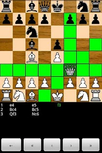 Chess for Android - screenshot thumbnail