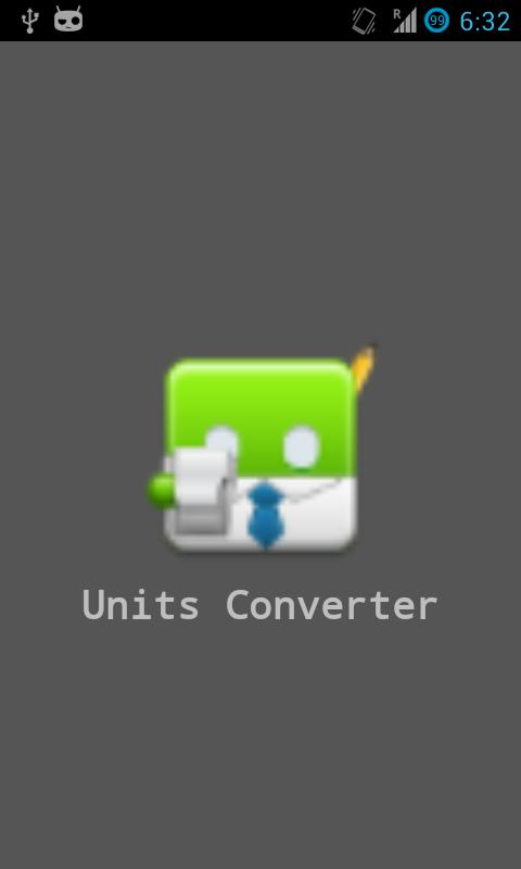 Units Converter Classic - screenshot