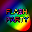 Flash Party Strobe Light FULL icon