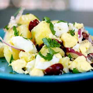 Oriental Potato Salad