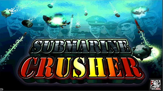 Submarine Crusher Gold - screenshot thumbnail