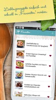 Screenshot of LECKER Rezepte & Kochideen