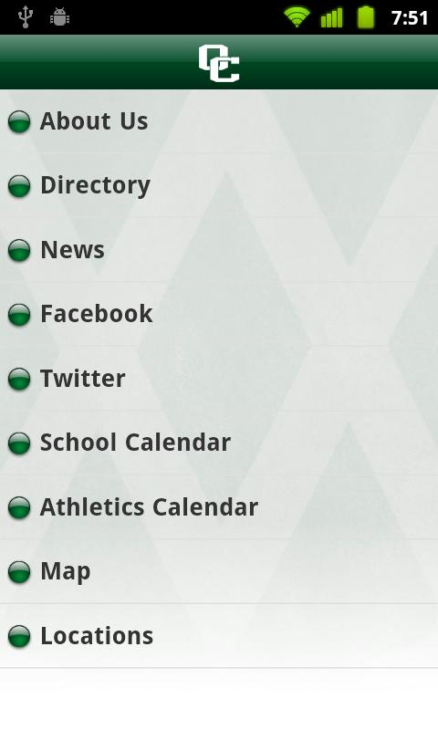 Owensboro Catholic Schools- screenshot