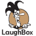 LaughBox logo