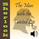 The Man with the Twisted Lip logo