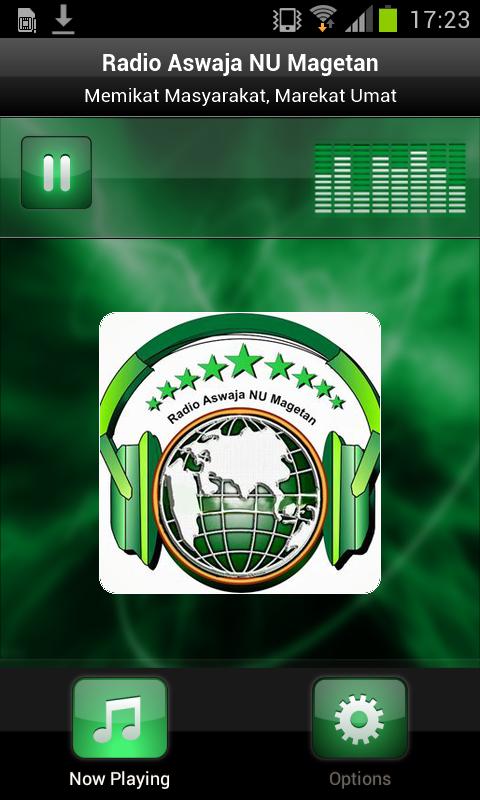 Radio Aswaja NU Magetan - screenshot