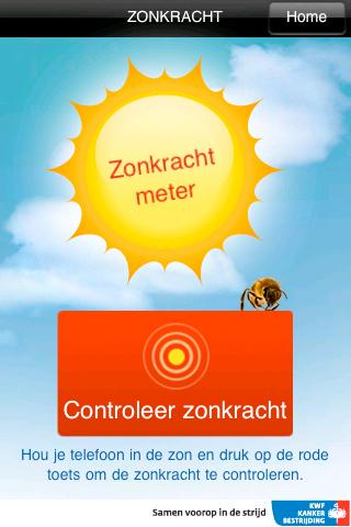 KWF Zonkracht - screenshot