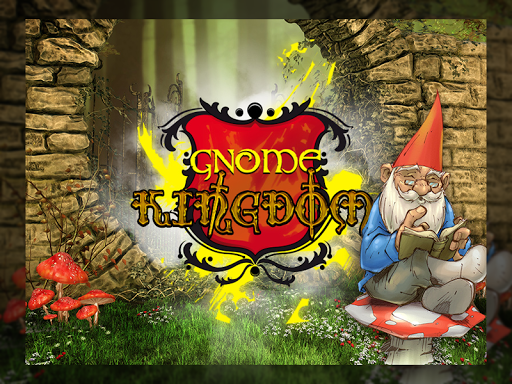 Hidden Objects - Gnome Kingdom
