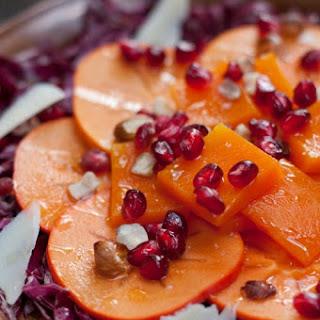 Erin Gleeson's Persimmon Squash Salad