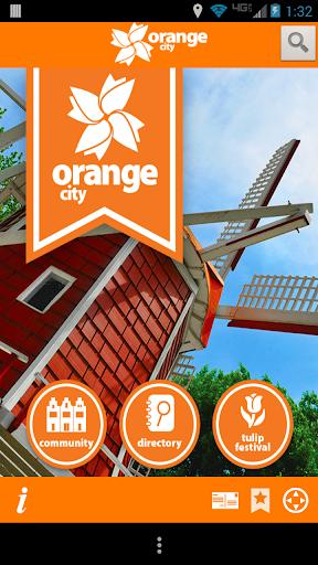 Orange City Iowa