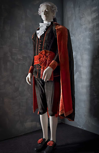 National costume, for men
