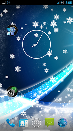 Frozen Live Wallpaper 1.2 screenshot 2081463