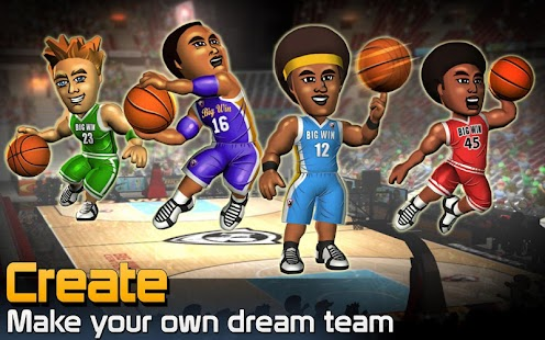BIG WIN Basketball- screenshot thumbnail