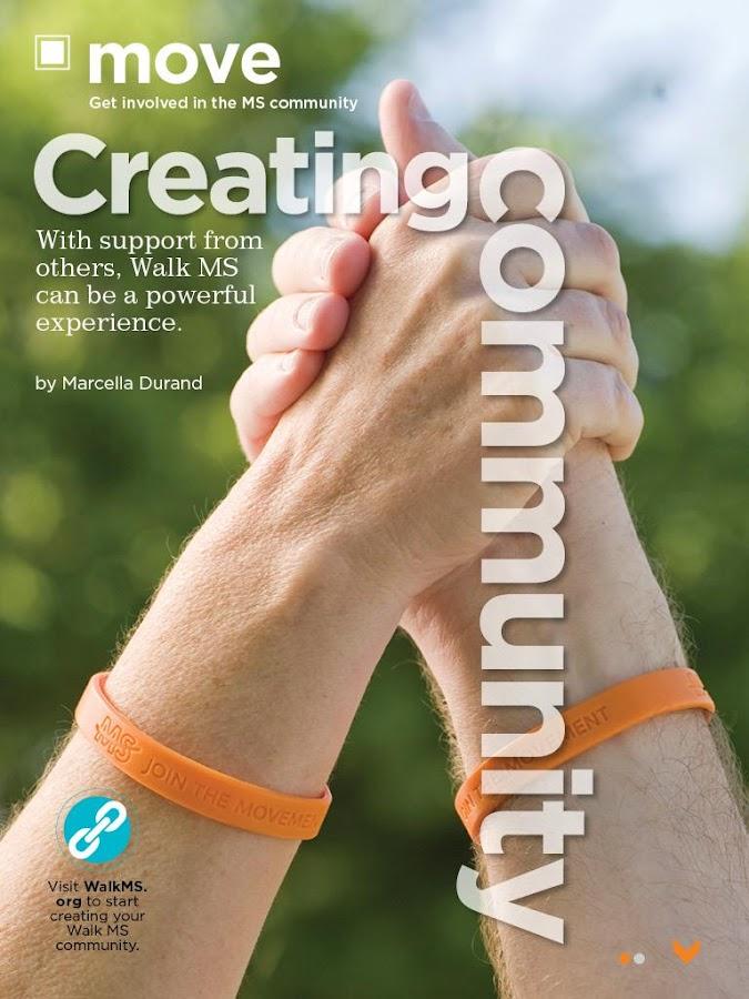 Momentum Magazine - screenshot