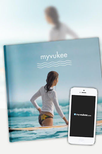 PhotoBook™ - 2分でフォトブックが完成