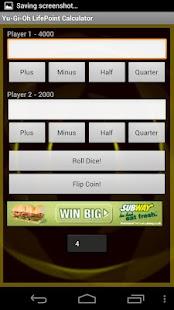 玩免費娛樂APP|下載Yu-Gi-Oh Life Point Calculator app不用錢|硬是要APP
