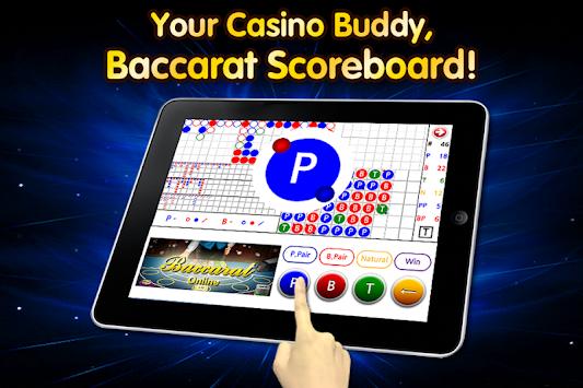 baccarat online 3d free casino apk