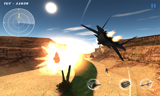 Delta Strike: First Assault- screenshot thumbnail