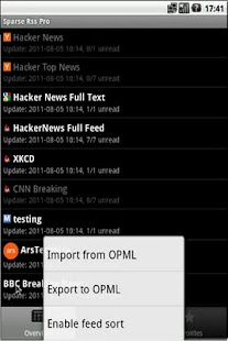 ★★★★★ Full Feed Sparse RSS Pro- screenshot thumbnail