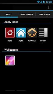 Icon Pack - Chrome - screenshot thumbnail