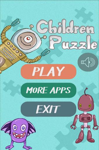 어린이를위한 퍼즐 게임