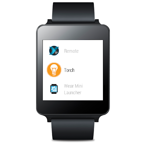 Torch for Android Wear