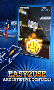 BasketDudes 3P Shotduel - screenshot thumbnail