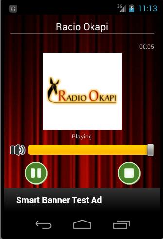 Radio Okapi Kinshasa