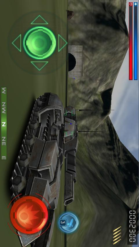 Tank Recon 3D (Lite)- screenshot