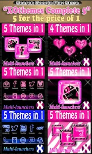 GO SMS PRO> Zebra Love Theme 4 - screenshot thumbnail