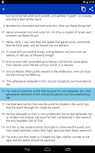 Bible (Offline, Multi-Version)- screenshot thumbnail