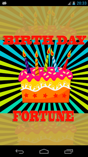 Birthday Fortune