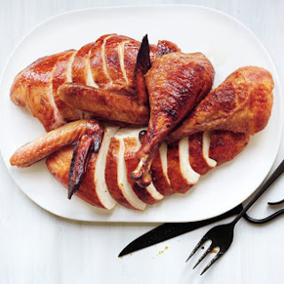 Cider-Brined Turkey with Star Anise and Cinnamon