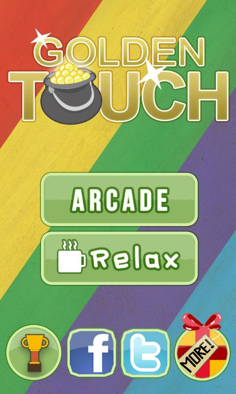 GOLDEN TOUCH - Match Game - screenshot