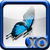XO Go Launcher Butterfly theme