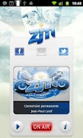 Screenshot of ZJM Radio