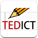 TEDICT - TED, ENGLISH icon