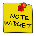 Note Widget icon