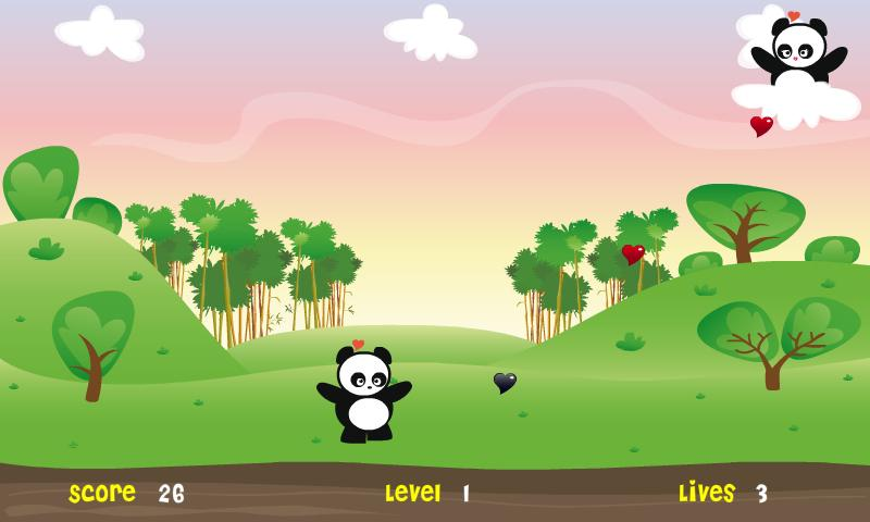 Love Panda® Game (FREE)- screenshot